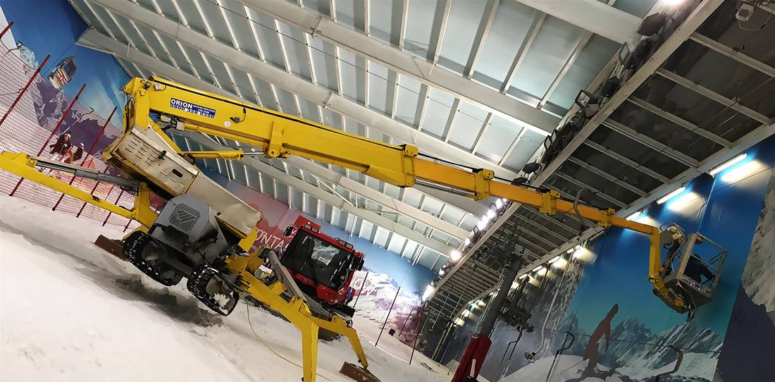 The Snow Centre - A Sub-zero Adventure Image 2