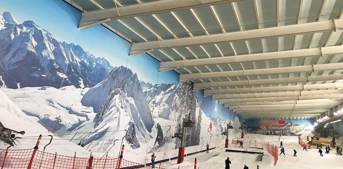 The Snow Centre - A Sub-zero Adventure Image 3