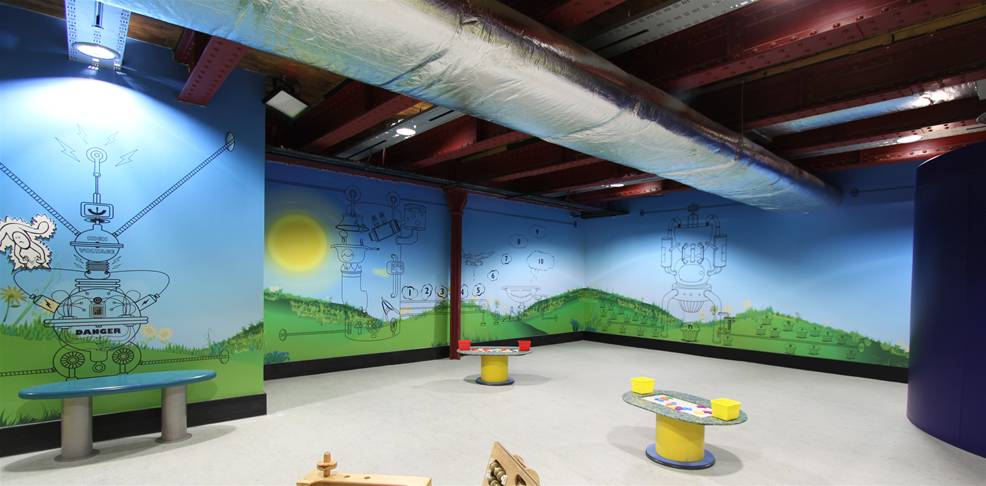 Interior Wall Vinyl Prints The Image Group Manchester