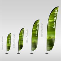 Zoom Lite Crest Flags