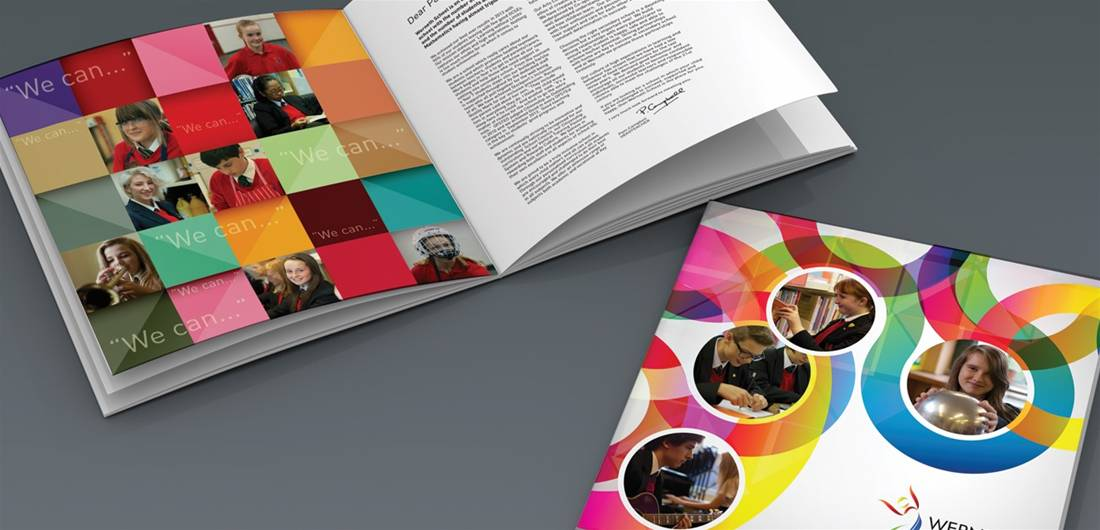 Brochure & Literature Design Image 1