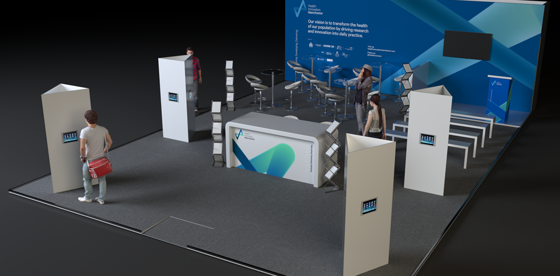 Exhibition Stand Design Image 11