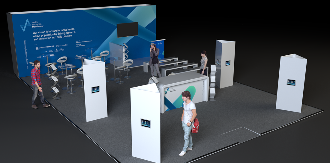 Exhibition Stand Design Image 12