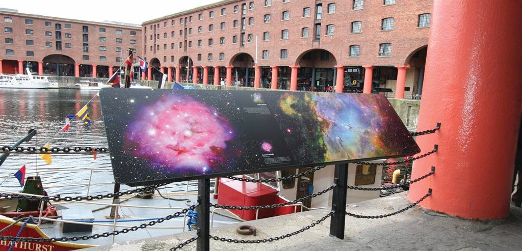 Exhibition Shell Yard : Outdoor exhibitions the image group manchester