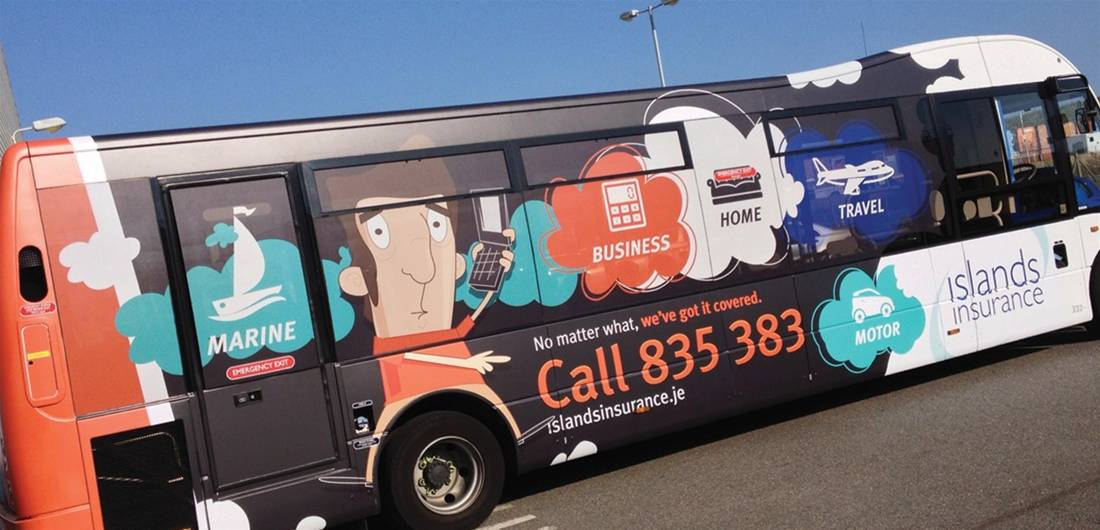 Commercial Vehicle Branding Image 1