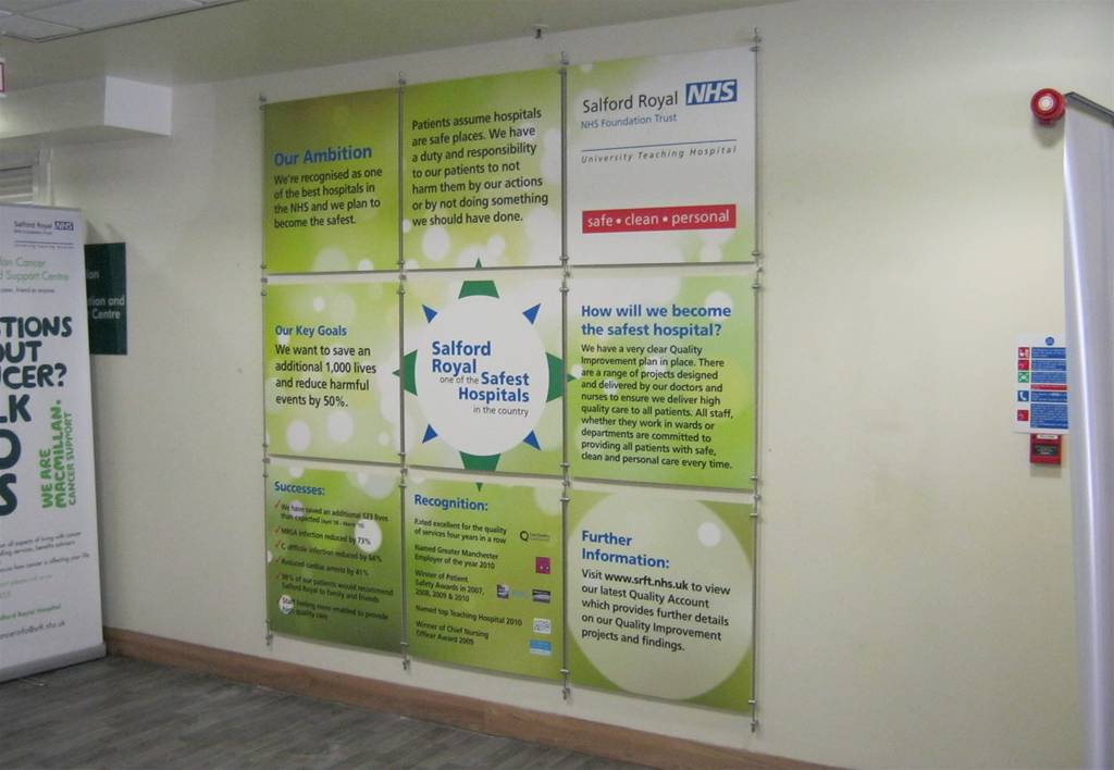 Interior Sign Systems Amp Office Signs The Image Group