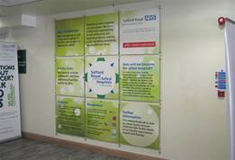 Interior Sign Systems & Office Signs