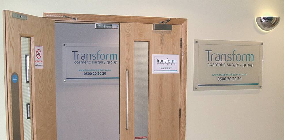 Interior Sign Systems The Image Group Manchester